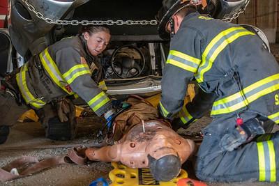 Mass Casualty Incident EMS Tech Team Training