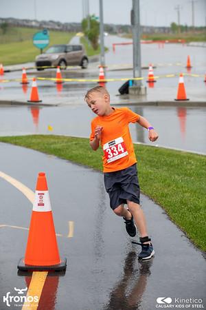 8-9 Age  Run
