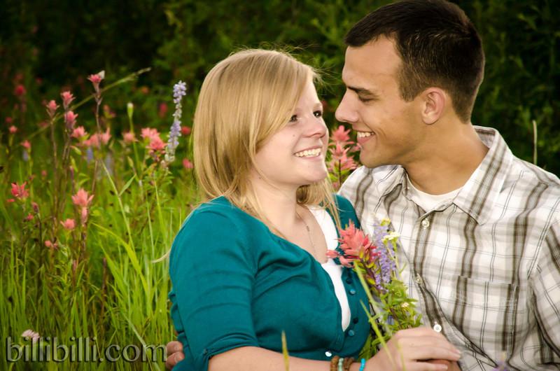 Lauren & Tyler's Summer Engagment - NWA - Tulsa - Bentonville