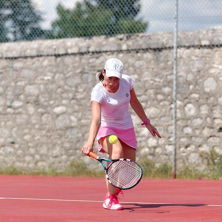 Tennis - Anne-Sophie