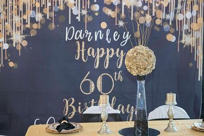 Darnley Gibson 60th Birthday Photos 2019