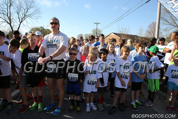 BENGAL DASH 2014  (5K RUN)