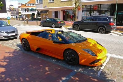 Lamborghini Murcielago Spyder