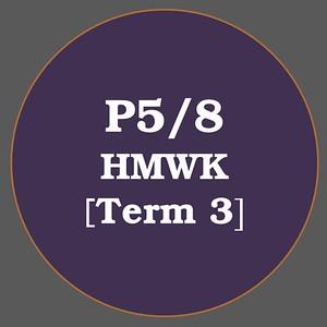 P5/8 HMWK T3