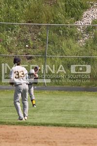 UM 8th Gr Baseball vs Stewart MS