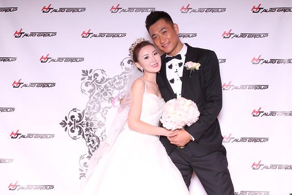 Young & Jane's Wedding