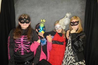 Girl Scout Masquerade Ball