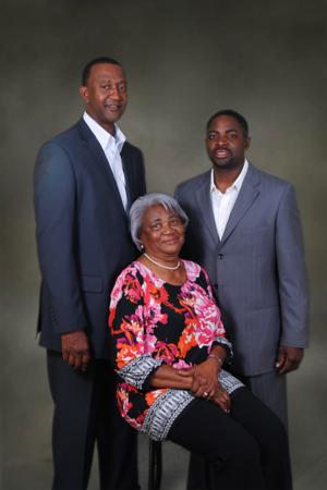 Chris Calhoun & Family