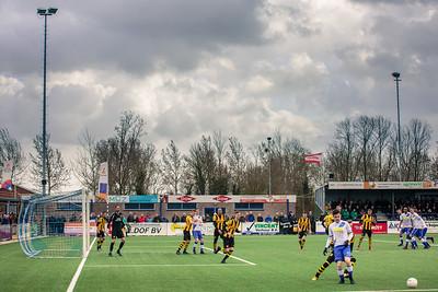 HSV Hoek v. DVS'33 Ermelo, Derde Divisie A, 09/03/2019