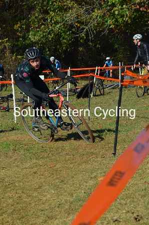 2018 Road Atlanta CX Men 5, Women 4/5