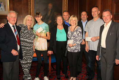 2015 Mayoress' Charity Appeal Presentation Evening