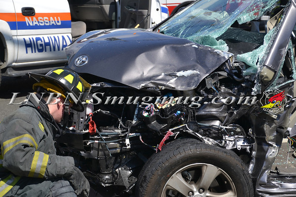 Levittown F.D. Mva w/ pin Shelter Lane & Hempstead Turnpike 3-20-12