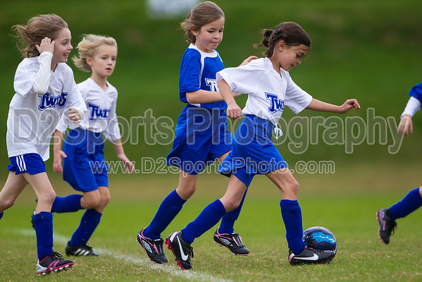 Blue Stars, Badgers, Animals, Kickers, Bison and Superstars 10/27/2012