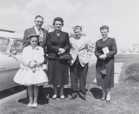 1900-1968 Old Oberholtzer Photos