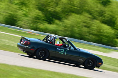 BMW Club Autoslalom May 2013