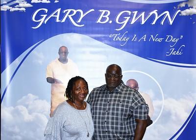 Gary Gwyn Memorial Event 10-10-2020