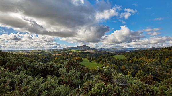 Scottish Views and Scenery