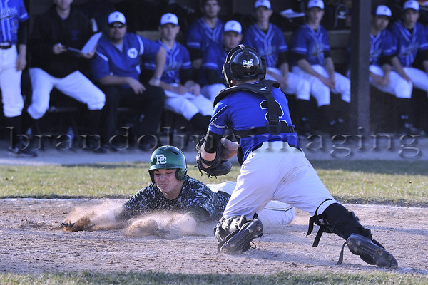 Lincoln-Way East Varsity Baseball: 2014