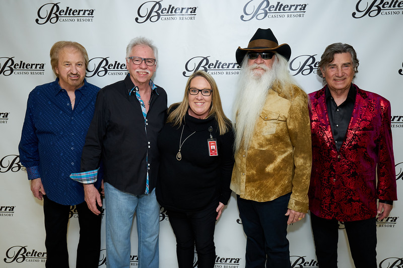 Oak Ridge Boys Meet & Greet
