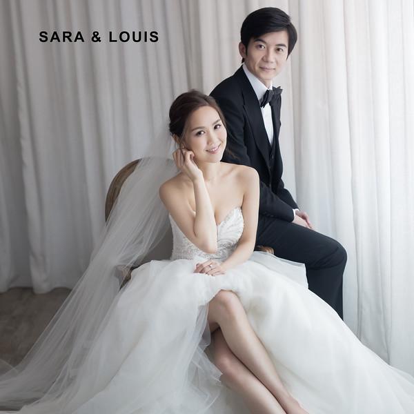 Studio Pre-Wedding : Sara and Louis