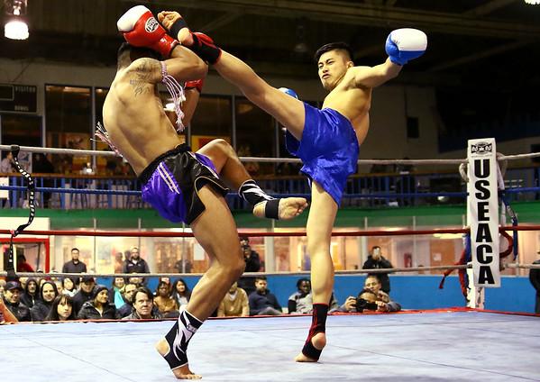 Sopaul Nhep vs. Johnny Chong
