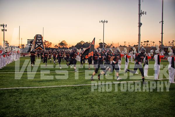 Huntington Beach HS vs Long Beach Wilson HS 9-16-2016