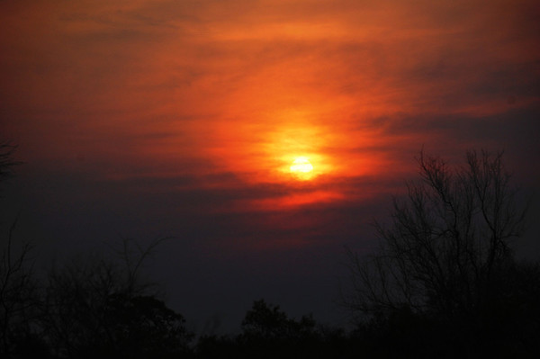 Kruger Sunrises & Sunsets
