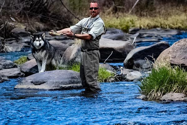 South Platte River Colorado May 2013