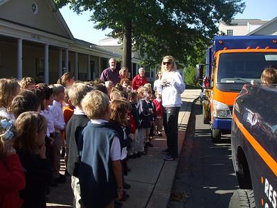 G&C Waste Services Visits Kindergarten