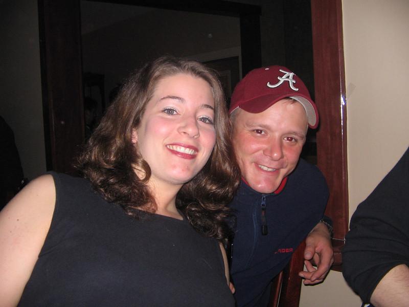 Shane and Terri Lynn at Kaps