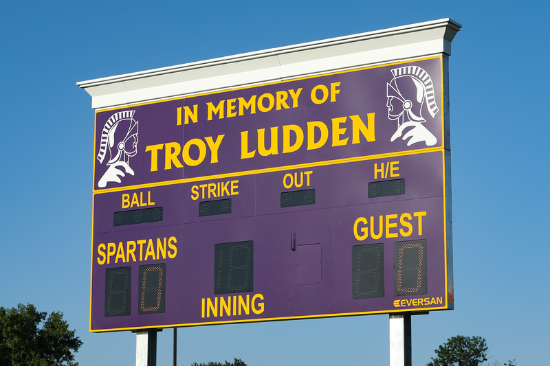 19 08 21 Sodus Softball Alumni Ludden Scoreboard