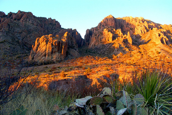 110200 - Big Bend National Park - Chisos Basin