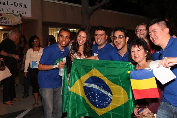 Brasil meeting