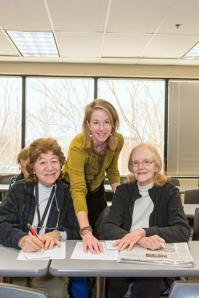 Prof. Ann Wiker and Ms. Judy Estrin and Ethel Brandt- Modern Medical Analysis of Famous Artist