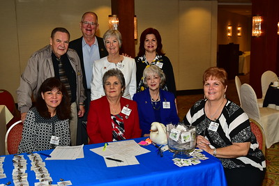 HPROA Surviving Spouses Luncheon 2016 at Houston Racquet Club