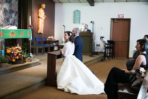 Gabrielle & Joe - Ceremony