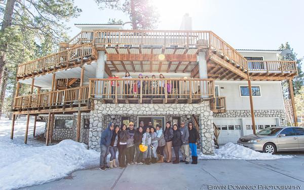 Big Bear Family Trip '13