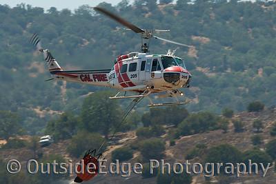 Corral Fire 2009