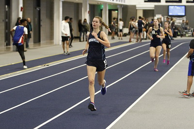 Indoor Track vs. Andover High