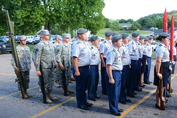 South-Doyle HS ROTC Fall 2016 Competition