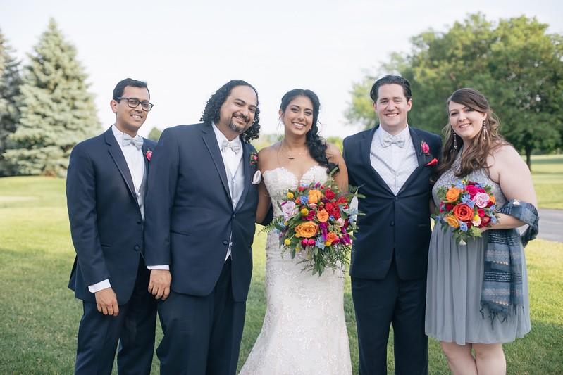 LeCapeWeddings Chicago Photographer - Renu and Ryan - Hilton Oakbrook Hills Indian Wedding -  841.jpg