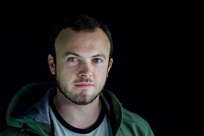 Tommy Harper Studio Photoshoot