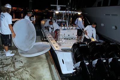 2011 World Sailfish Championship - Day 3 Morning