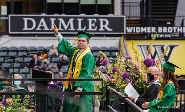 West Linn High School Graduation