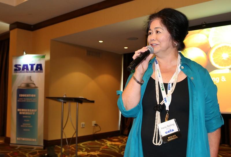 Irene Bolling, SATA Director