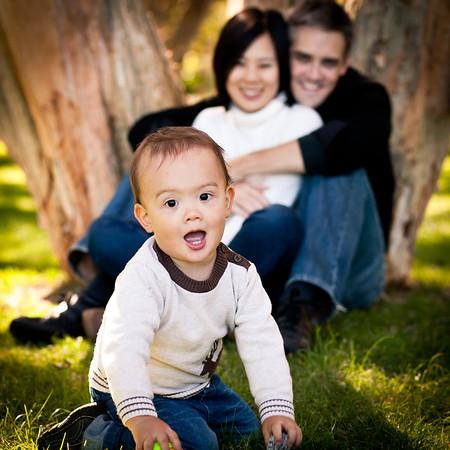 The Nakken Family