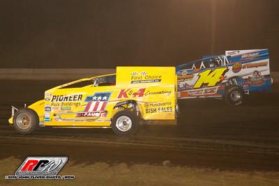 Bridgeport Speedway - 6/1/19 - John Cliver