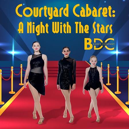 Courtyard Cabaret 2021