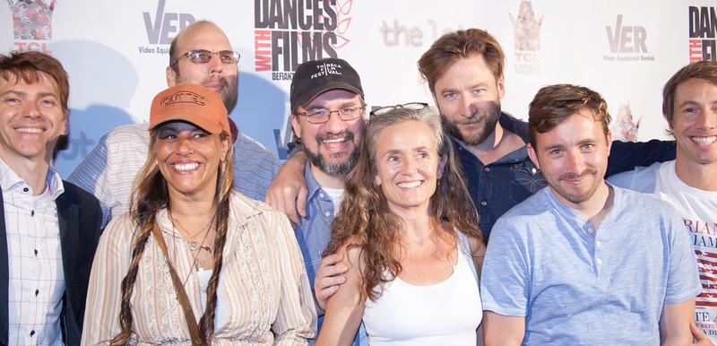 """""""Spacious Sky"""" Cast, Director & Writer"""