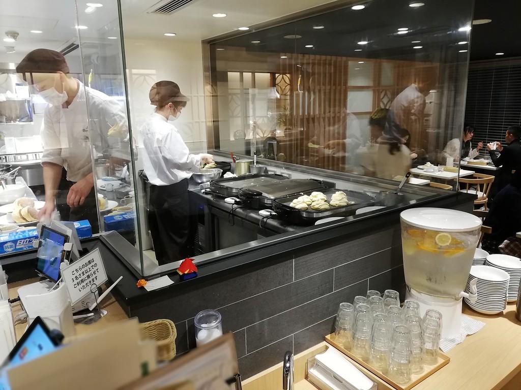 Happiness Pancake kitchen